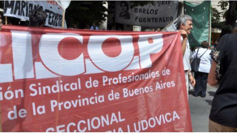 """Médicos del Cicop advirtieron sobre un """"horizonte de conflicto"""" en el sector"""
