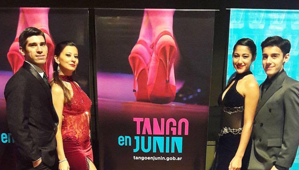En julio, llega una nueva edición de Tango en Junín, entre los días 19 y 23.