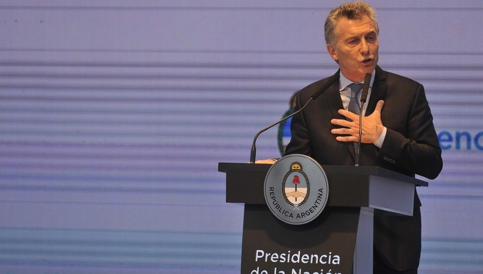"""Macri pidió """"consensos básicos"""" sobre reformas, con énfasis en lo fiscal"""