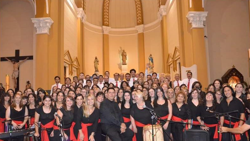 Coro Aires de Música.