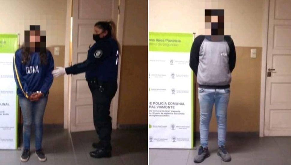 Tres nuevos aprehendidos en Los Toldos por violar la cuarentena