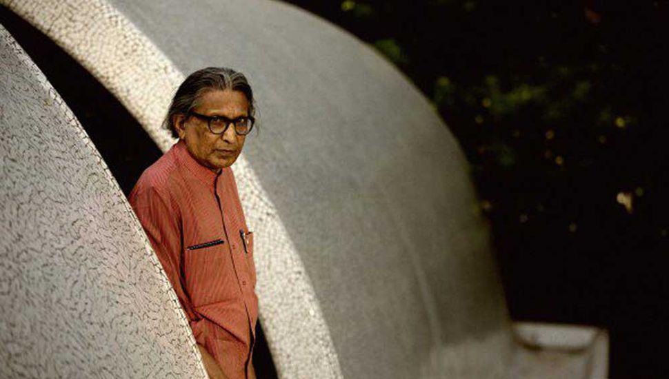 Doshi adaptó algunos de sus valores la rica tradición de la arquitectura india.