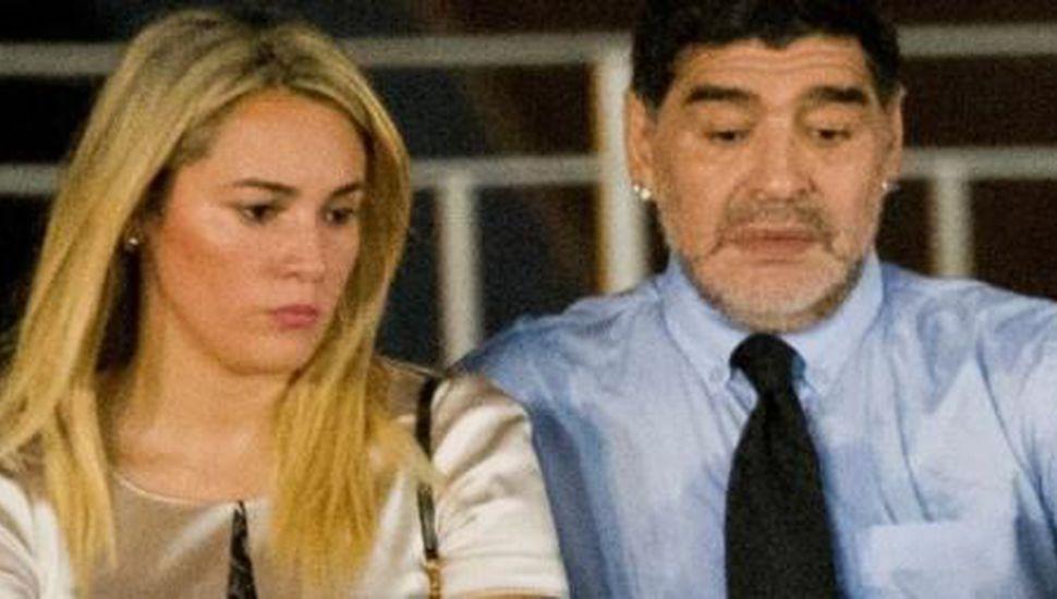 """El fuerte comentario contra Diego Maradona que """"le gustó"""" a Rocío Oliva"""