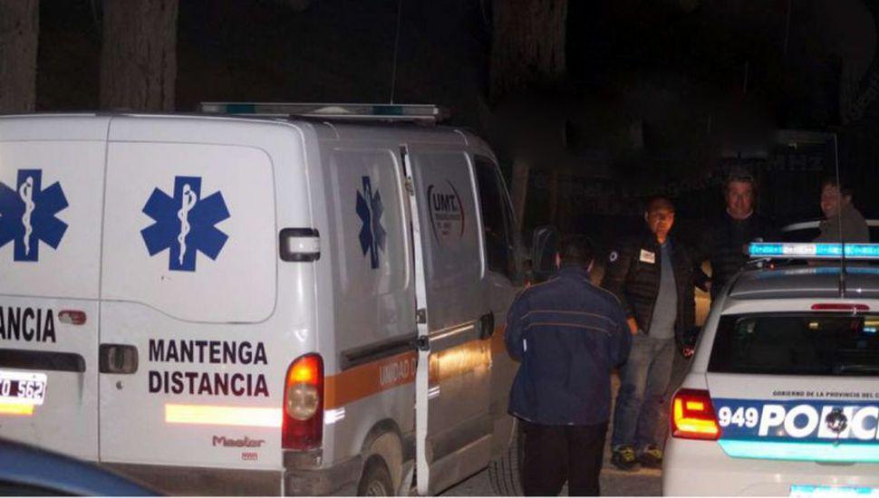 Trasladan a Buenos Aires  el cuerpo hallado en Chubut