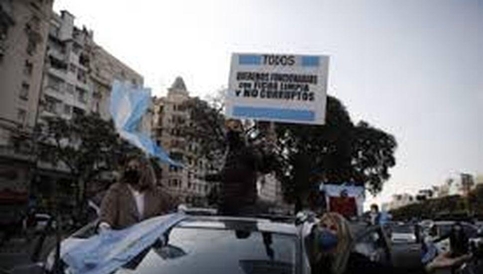 Protestan contra la reforman judicial