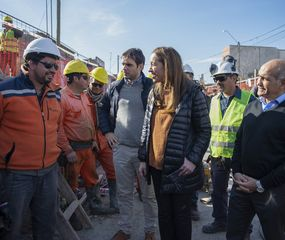 María Eugenia Vidal intensifica la actividad de campaña para aparecer en los medios y remontar la diferencia que la ubica por debajo de Axel Kicillof.