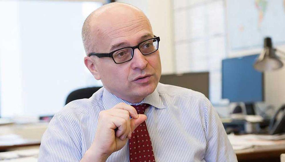 FMI: el desembolso depende de las cuentas fiscales y el dólar