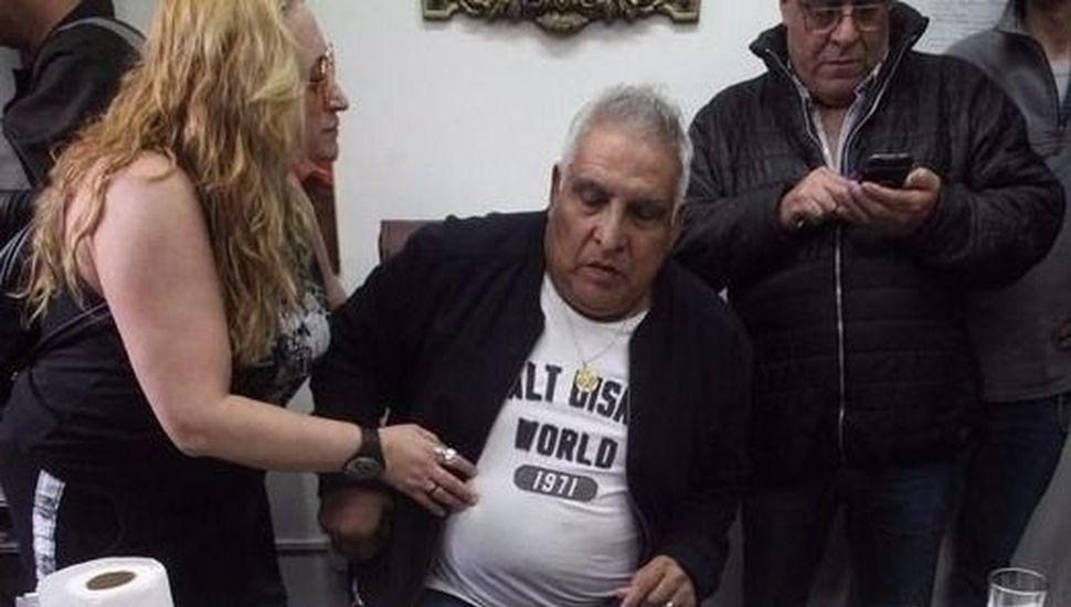 """Levantan la prisión preventiva al """"Pata"""" Medina y podría quedar libre antes de fin de año"""