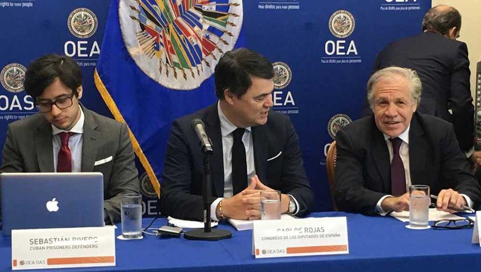 """Denunciaron ante la OEA que los médicos cubanos sufren """"trabajo esclavo"""""""