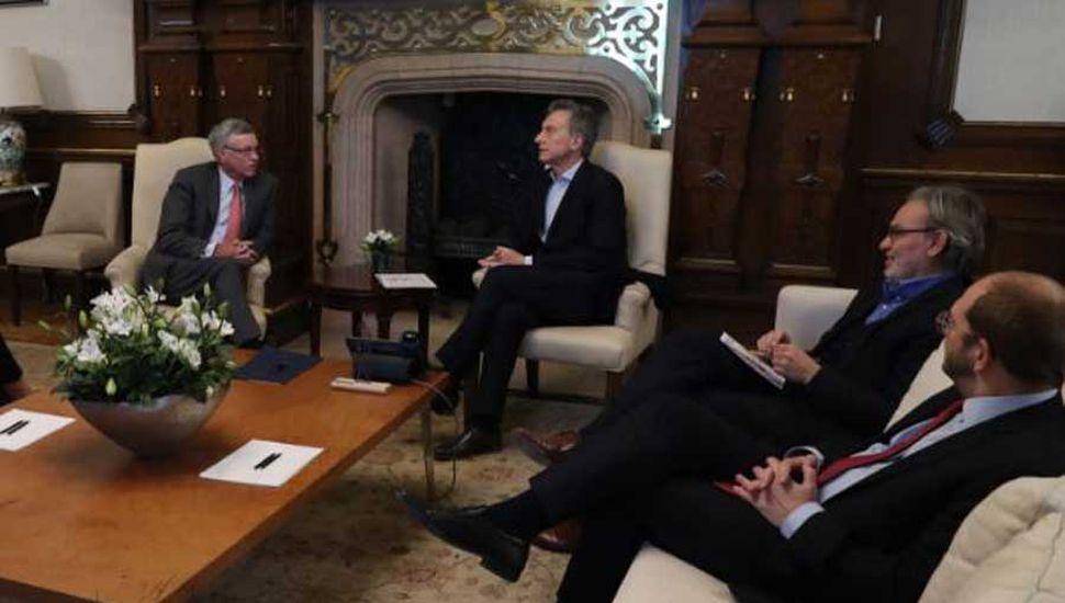 Macri reagrupó al gabinete en Olivos con Durán Barba