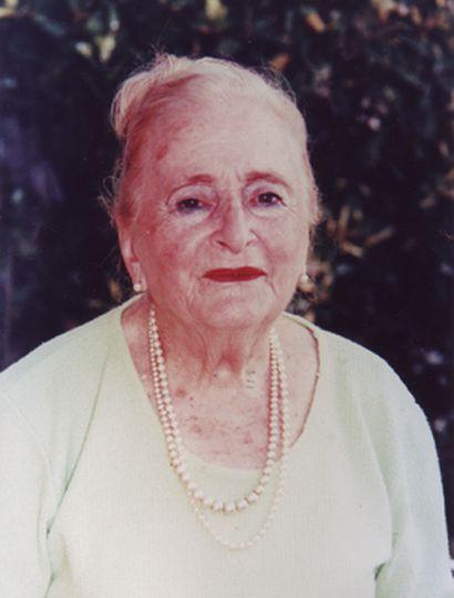 Dora Dana de Lebensohn