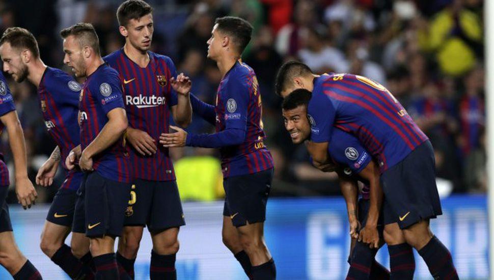 Barcelona derrotó al Milan sin Messi