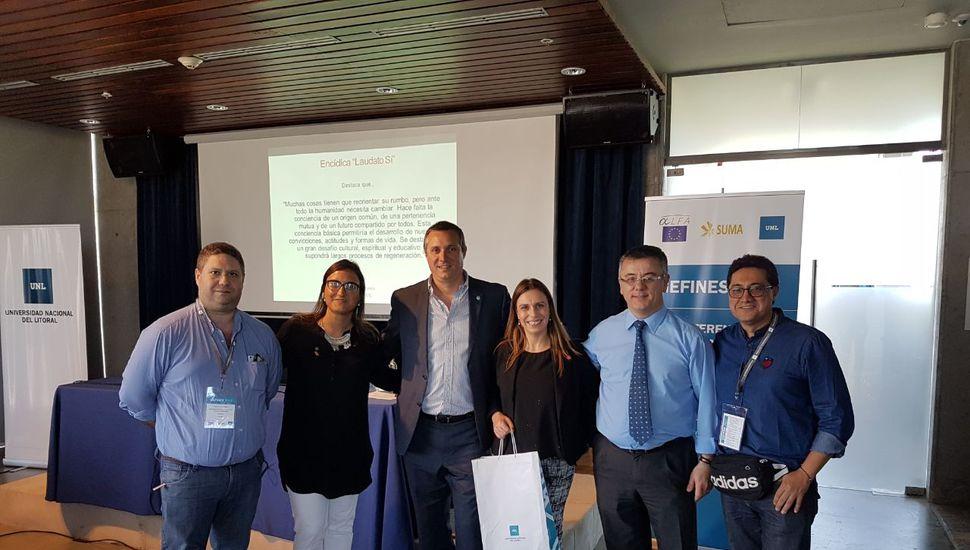 """""""Gobierno electrónico en la UNNOBA"""", premio a la mejor ponencia nacional"""