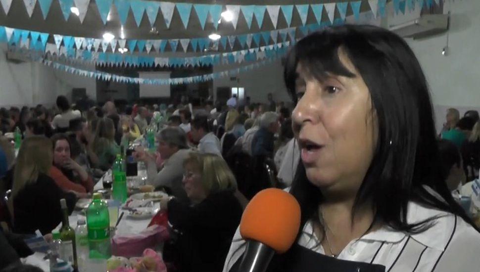 Se realizó la tradicional raviolada en el Jardín Nº 901 de Arenales