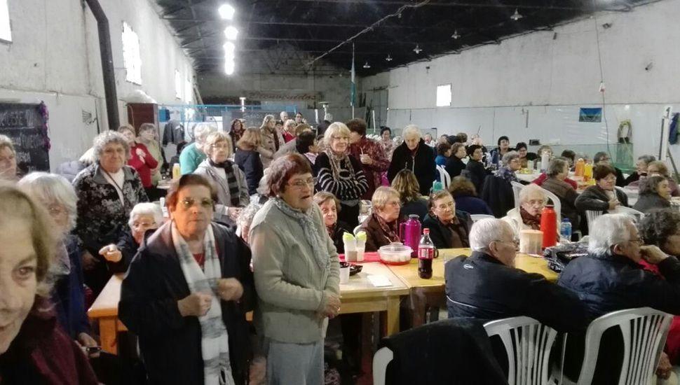 Peña de Abuelos Conectados.
