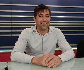 El intendente de General Viamonte, Franco Flexas, analizó la cuarentena.