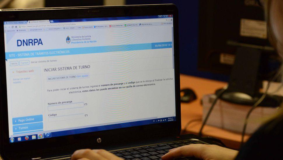 Para acceder a la bonificación hay que ingresar a www.dnrpa.gov.ar