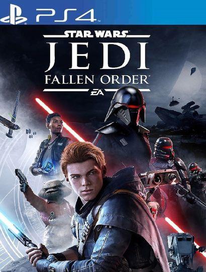 """""""Star Wars Jedi: Fallen Order"""", elegido mejor videojuego del año"""