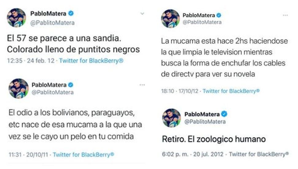 """Luego de las disculpas públicas de Matera, por el """"no homenaje"""""""
