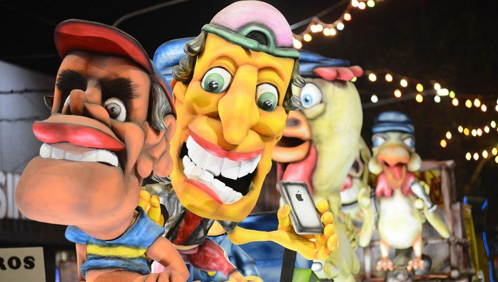 Los motivos del carnaval fueron premiados