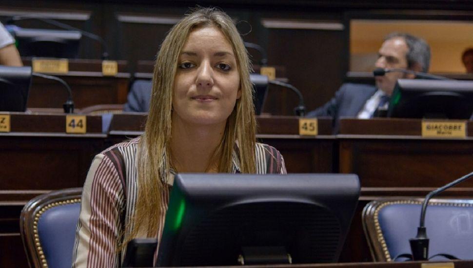 Laura Ricchini seguirá como diputada provincial por un nuevo período.