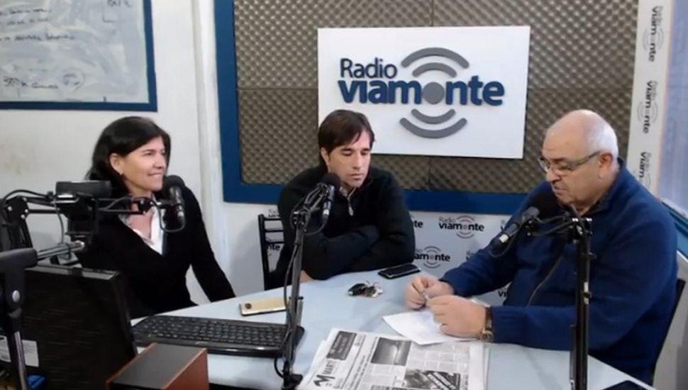 """Franco Flexas: """"Trabajamos en proyectos a largo plazo"""""""