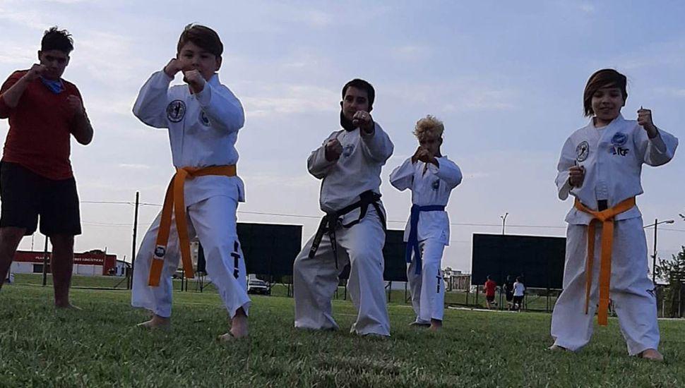 artes marciales fidaldo