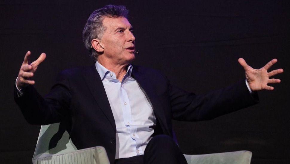 """Después del anuncio de Cristina, Macri dijo que """"volver al pasado sería autodestruirnos"""""""