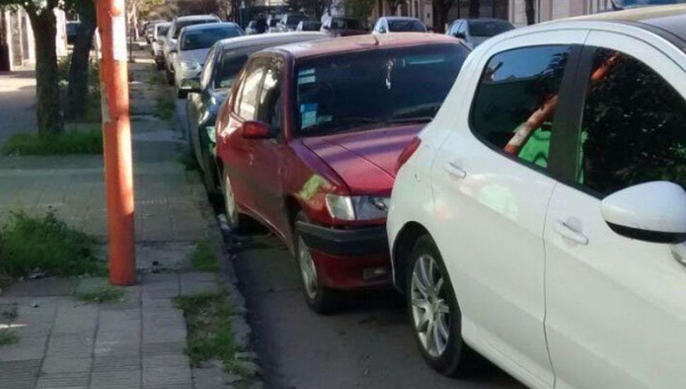 Piden modificar la Ordenanza de Estacionamiento Medido en Chacabuco