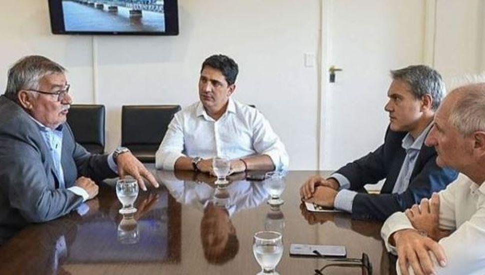 Gatica se reunió con el presidente de Trenes Argentinos por la frecuencia en los servicios