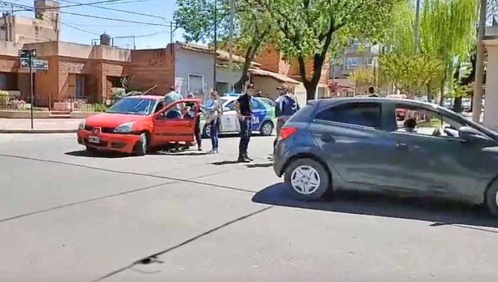 Cobarde agresión a un periodista juninense mientras cubría un accidente de tránsito