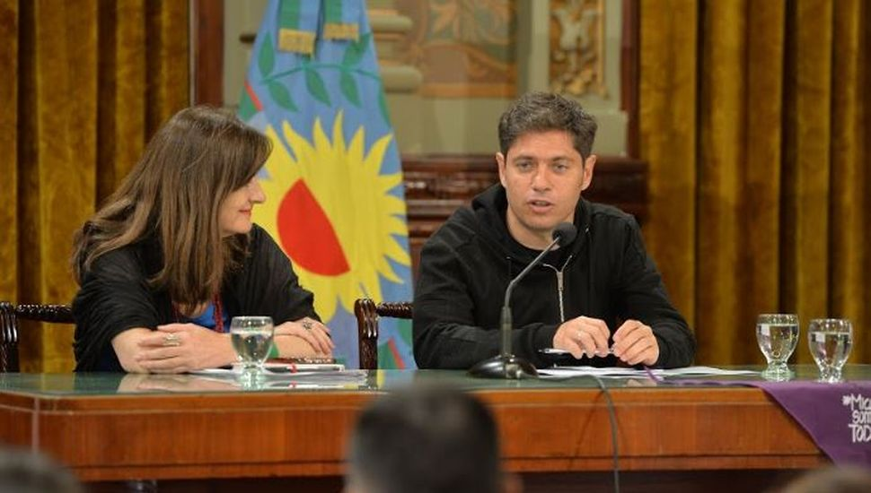 Primera Capacitación de la Ley Micaela al gabinete de la provincia de Buenos Aires