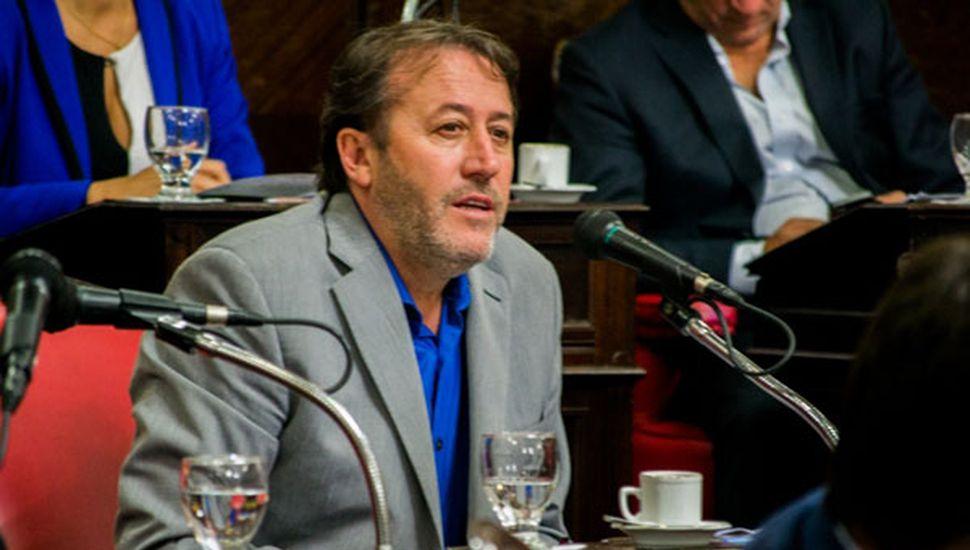 García dijo que aprobaron modificaciones al régimen de regulación de deudas