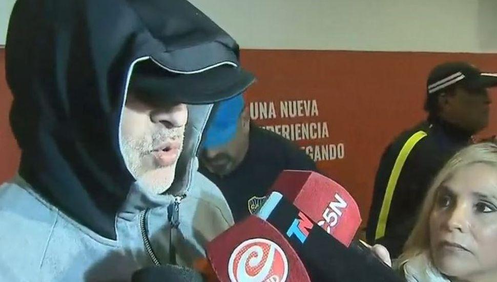 """Rafael Di Zeo fue deportado de Colombia: """"Saltó una alerta roja como si fuera un terrorista"""""""