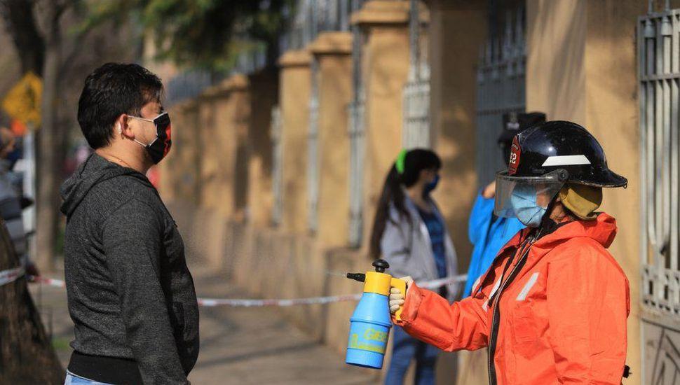 Se registraron 113 muertes y 6.134 nuevos contagios en las últimas 24 horas
