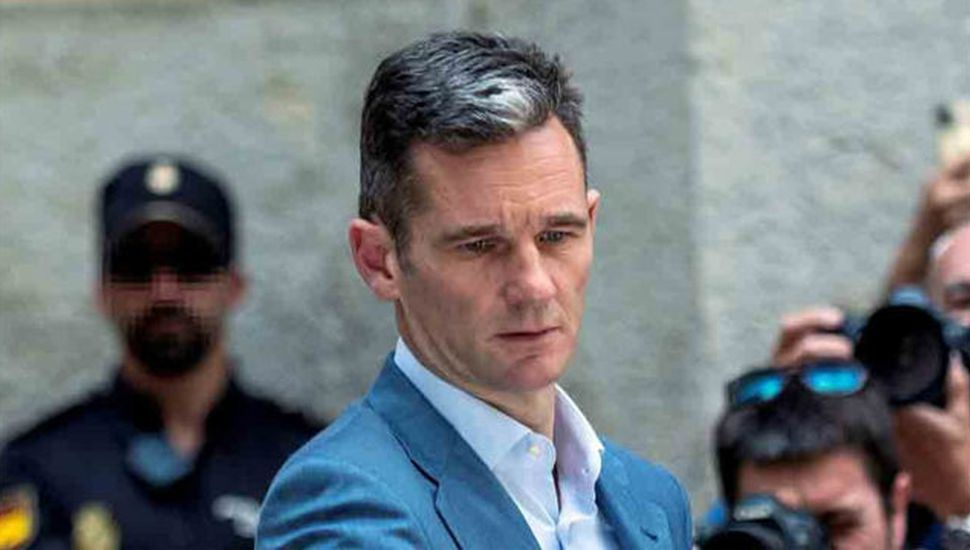 Escándalo de corrupción en España: quedó preso Iñaki Urdangarin, cuñado del rey