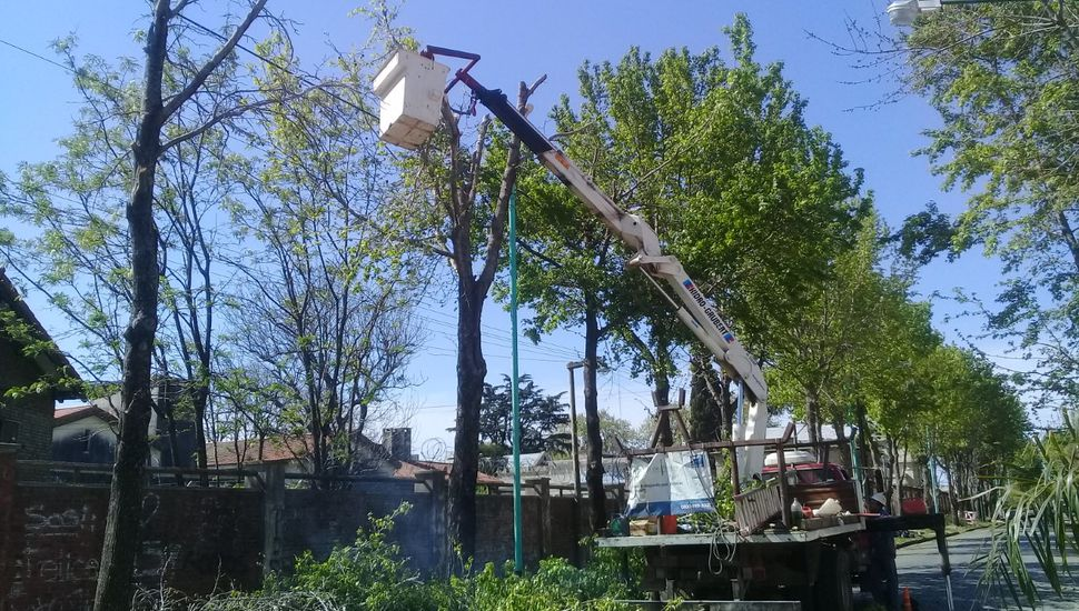 Cortes de luz programados en barrio Belgrano y Saforcada