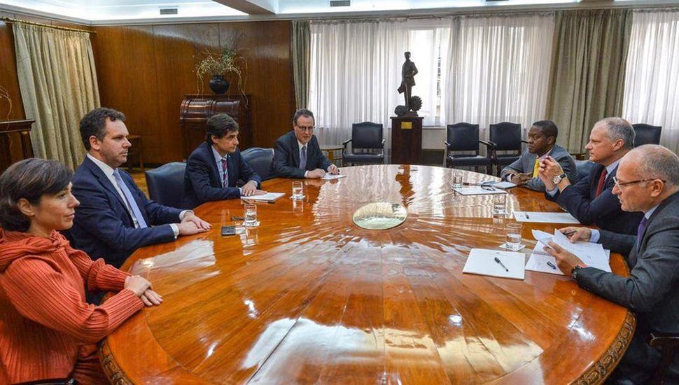 Sin perspectivas para el giro del FMI a la Argentina