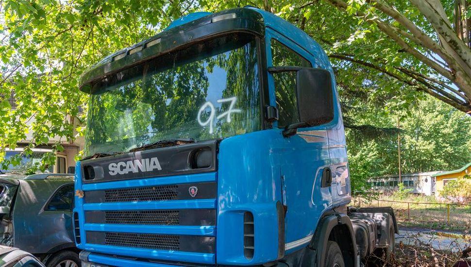 """Entregan vehículos de los """"Gipsy Kings"""" al municipio de Junín"""