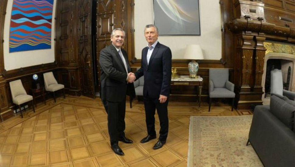 Macri traspasará el mando a Fernández en el Congreso