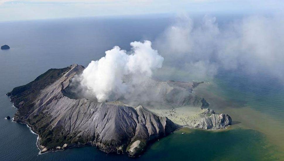Necesitan piel humana para sobrevivientes del volcán Whakaari