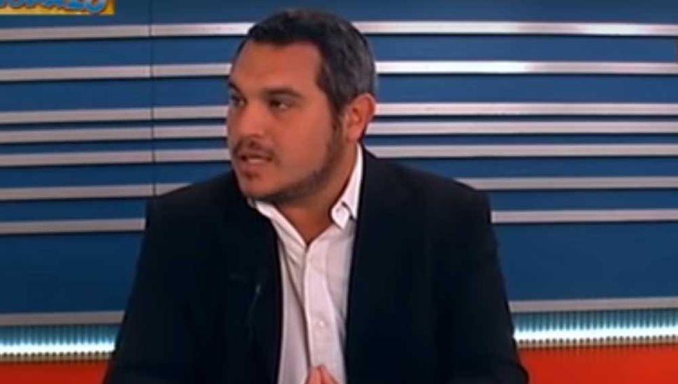 Juan Pablo Montanaro, del PAC.