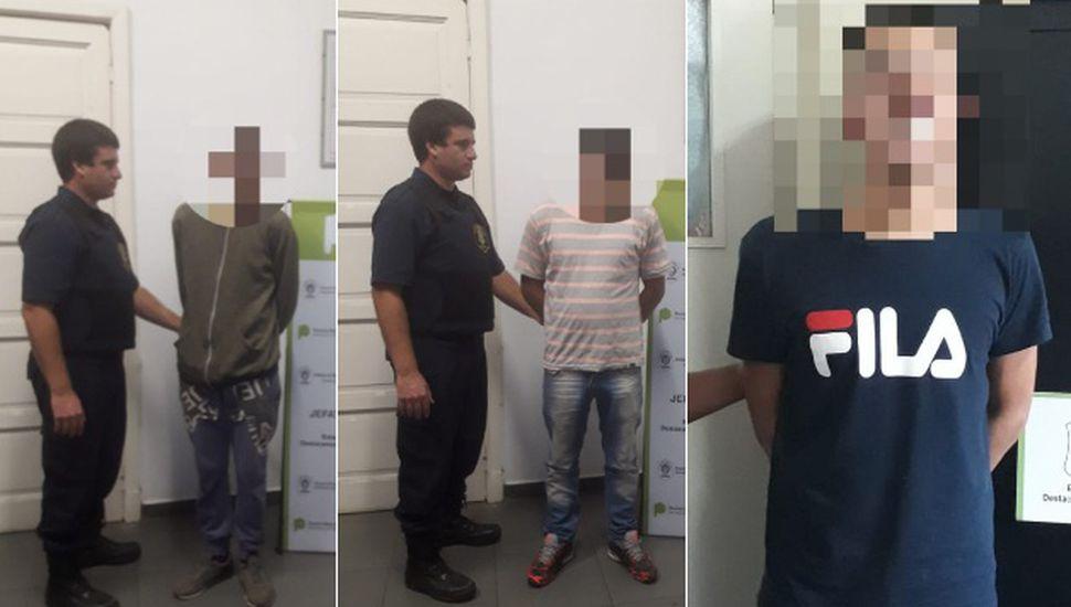Detienen a un hombre de 23 años en Baigorrita