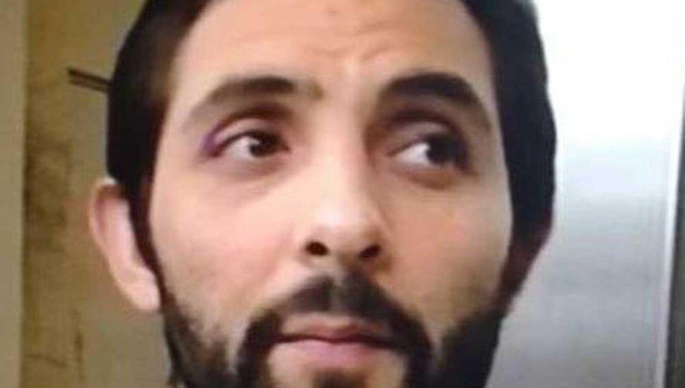 Francisco Ariel Muñiz Serio dio su versión del hecho que protagonizó, apenas quedó en libertad.