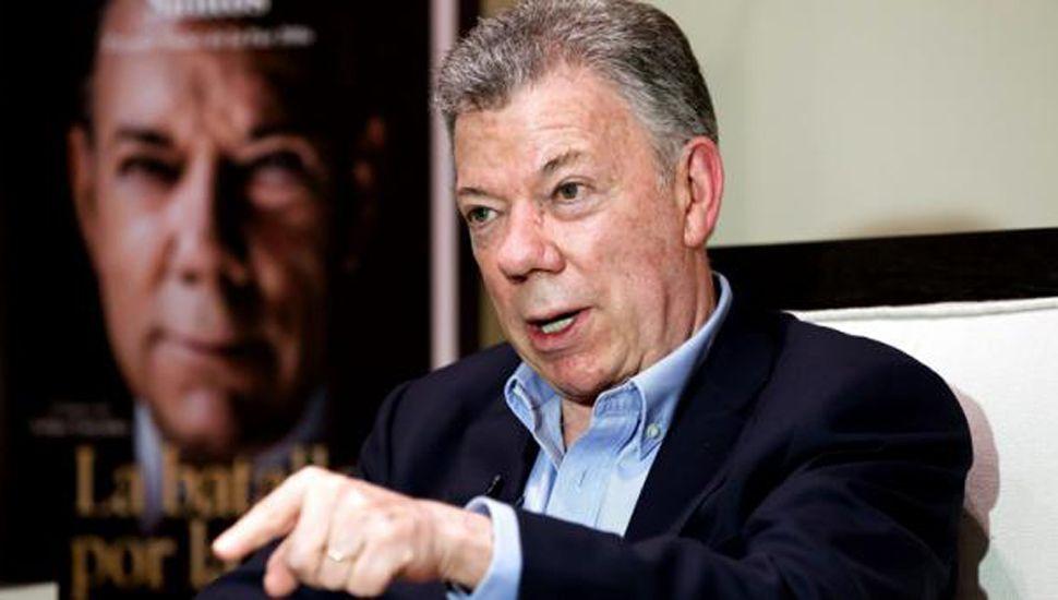 Para el ex presidente de Colombia la nueva Farc es una banda de criminales