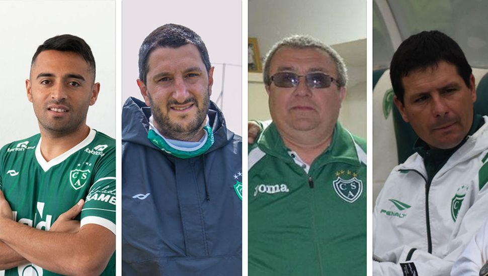 Francisco Molina (jugador), Emanuel Russo (ayudante de campo), Osvaldo Cisneros (masajista) y Martin Rabbia (PF) son pacientes recuperados de Covid-19.