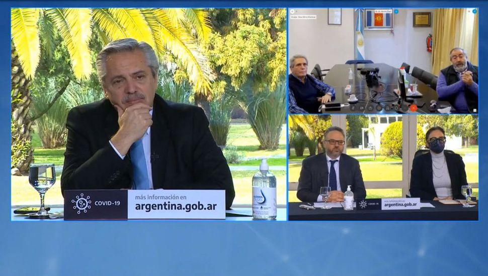 """Alberto Fernández calificó a la gestión de Macri como """"una pandemia sin virus"""""""