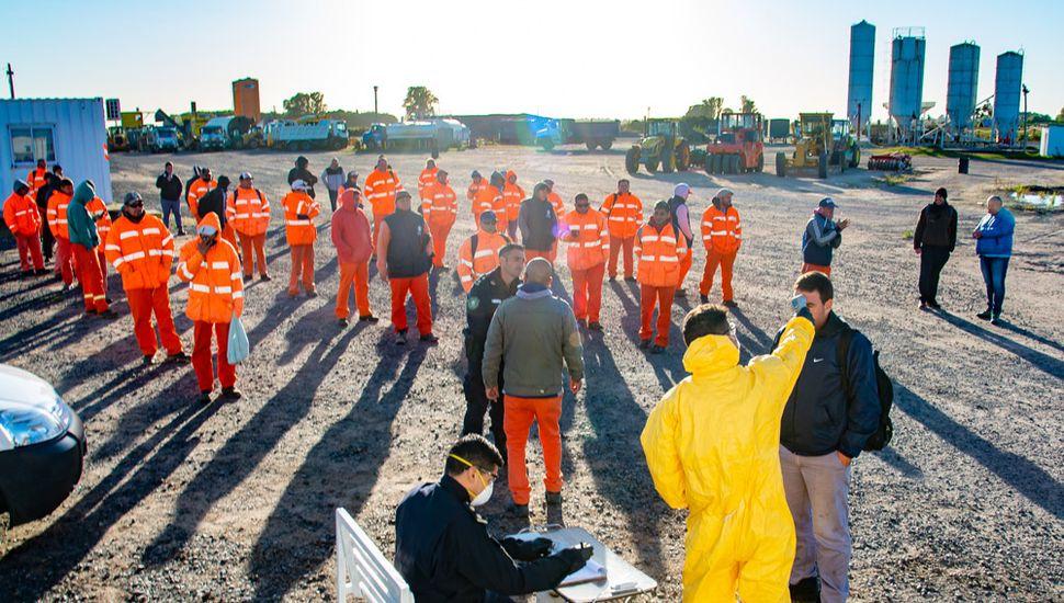 Ruta Nacional 7: reactivaron la obra de la autopista entre Junín y ...