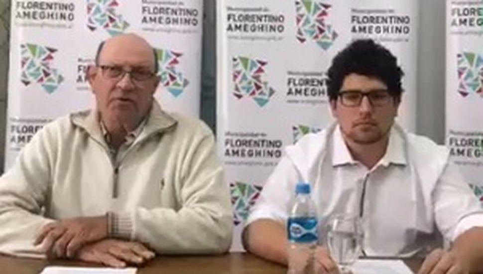 Tellechea lanzó un paquete de medidas económicas y sociales