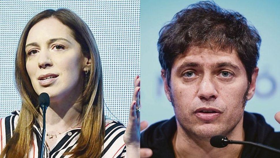 Empieza la transición: Vidal y Kicillof se reúnen en La Plata mañana a las 10:30